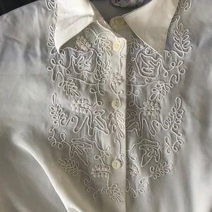 2/$25💎Braemak Jeremy Scott blouse